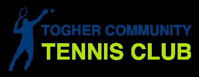 Togher Community Tennis Club Logo